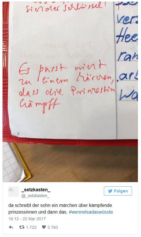 Twitter @_setzkasten_ Märchen