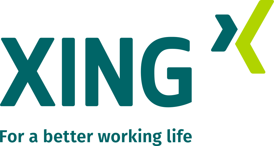 XING, Logo, Claim