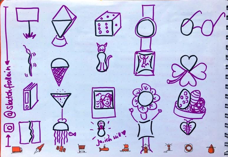 visualisieren-1-grundformen-sketchfrollein